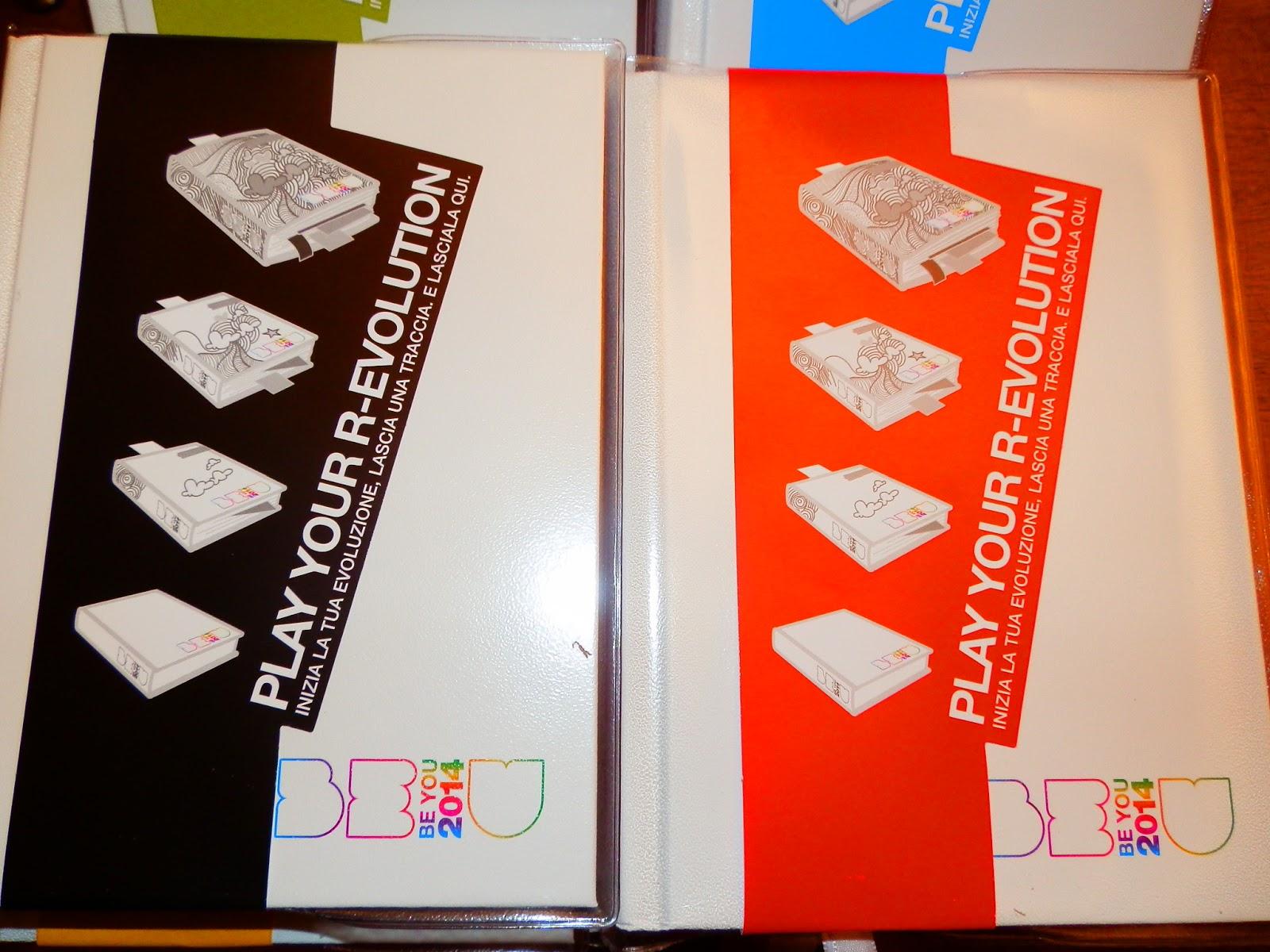 Conosciuto Libreria Saint Etienne: Be-U: il diario scolastico personalizzabile UZ34