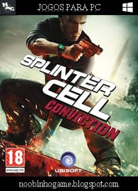 Download Tom Clancys Splinter Cell Conviction PC