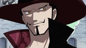 DRACULE MIHAWK | Top 10 Strongest Characters Of  One Piece