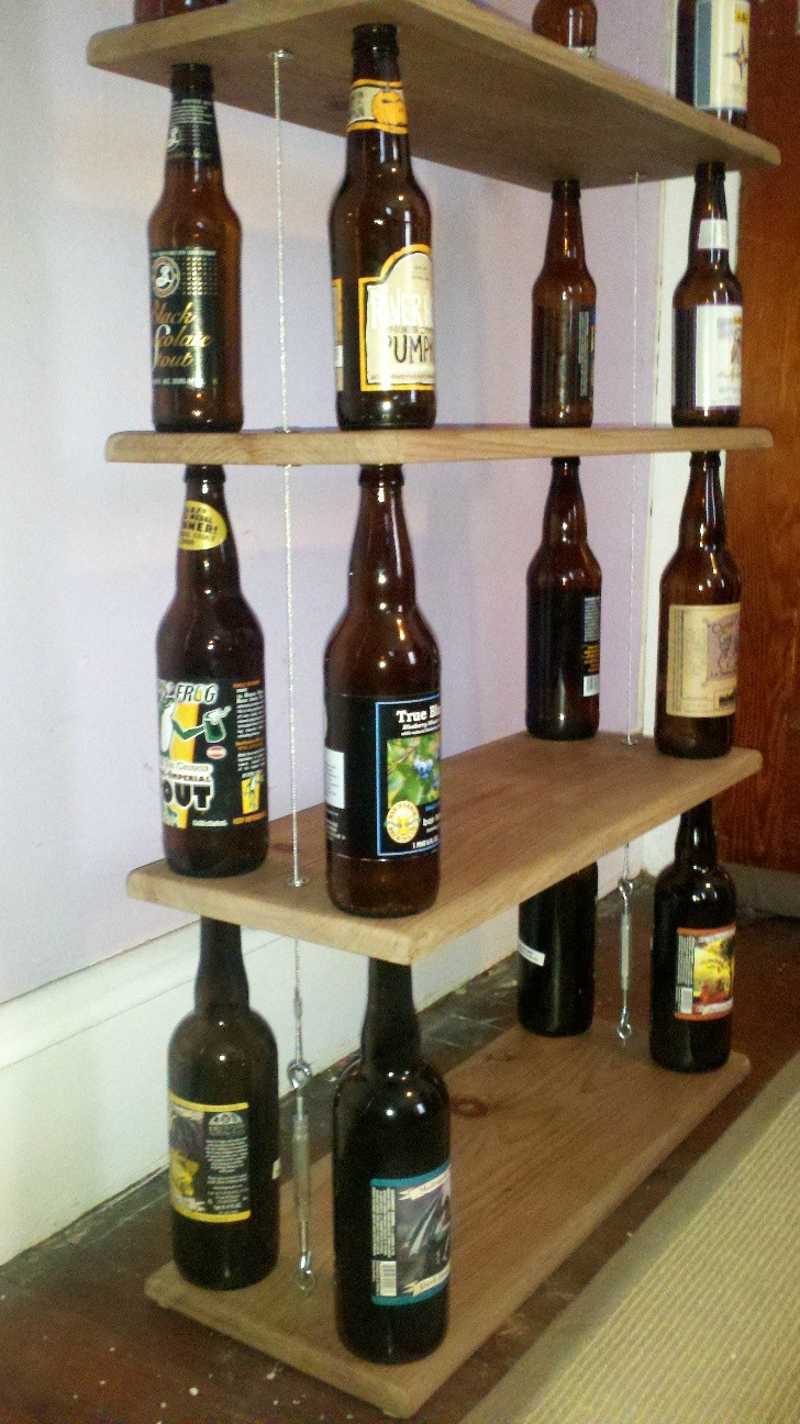 How To Recycle Recycling Empty Glass Bottles
