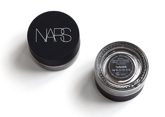 NARS Audacious Collection Fall 2016 Review Brow Defining Cream Tanami Danakil