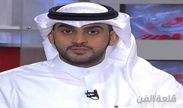 المذيع الكويتي محمد المؤمن