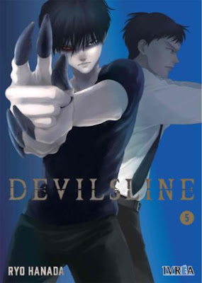 "Manga: Review de ""Devils Line"" Vol.5 de Ryo Hanada - Editorial Ivrea"