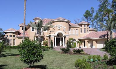 Mediterranean style house 09