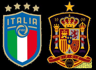"""# مباراة اسبانيا وايطاليا """" يلا شوت بلس HD نصف النهائي """" مباشر 6-7-2021 والقنوات الناقلة ضمن يورو 2020"""