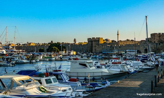 Marina de Rodes, Grécia