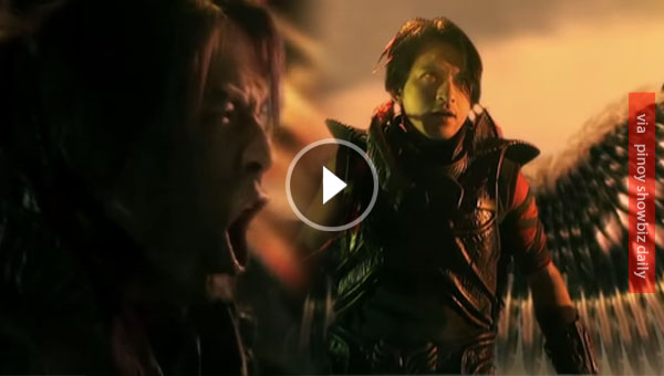 GMA7's Mulawin vs Ravena trailer starring Dennis Trillo