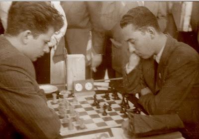 PArtida de ajedrez Spassky-Ballbé, Lyon-1955