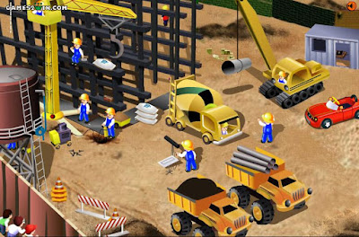 Play construction destruction game online free