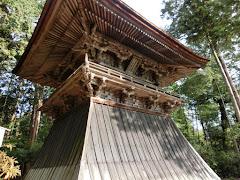 神護寺鐘楼