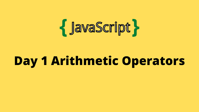 HackerRank Day 1: Arithmetic Operators 10 days of javascript solution