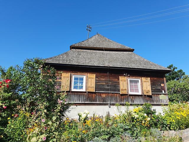 Dom ogrodnika Supraśl