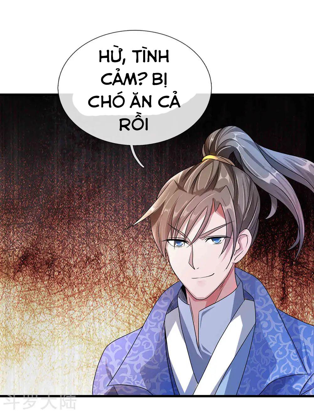 Nghịch Thiên Kiếm Thần chap 58 - Trang 5