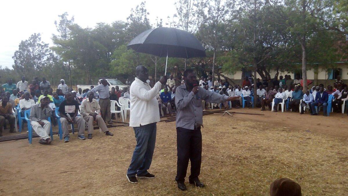 Kisumu Gubernatorial Race: Will Professor Anyang' Nyong'o Unseat Jack Ranguma? Visit Daily Updates for more