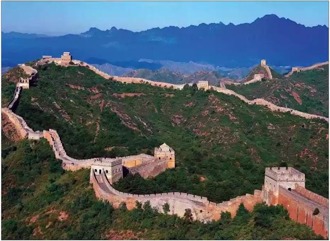 चीन की दीवार -Rexgin.in