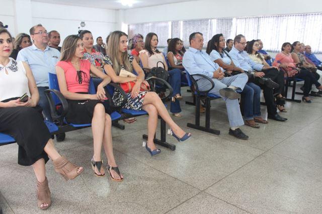 Feira Beleza de Imperatriz entrega credenciais para expositores e imprensa. Foto: Raimundo Primeiro