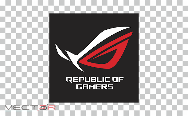 ROG (Republic of Gamers) Logo - Download Vector File PNG (Portable Network Graphics)