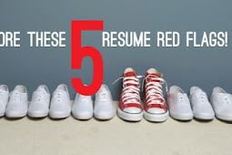 5 Resume Red Flags