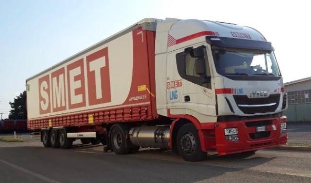 Il gruppo Smet investe 10 milioni di euro nel trasporto intermodale