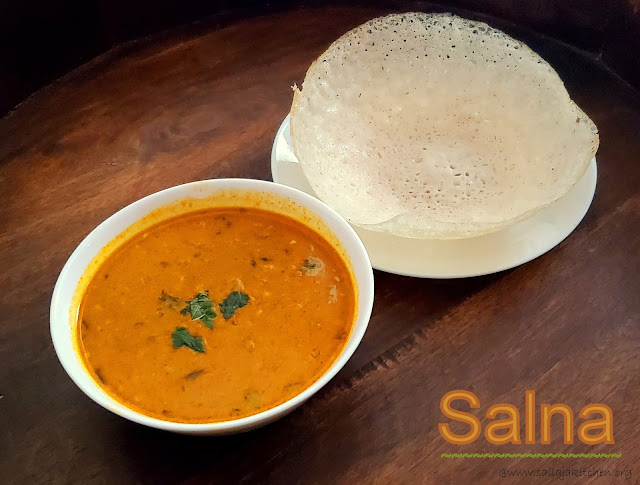 images of Plain Salna / Empty Salna Recipe / Plain Salna / Chalna Recipe