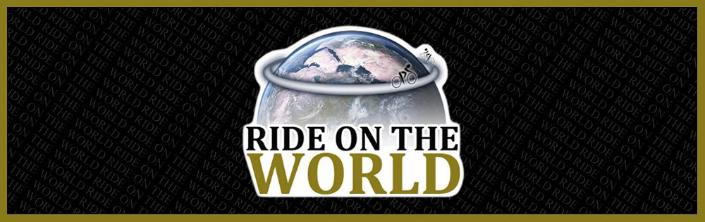 Ride On The World