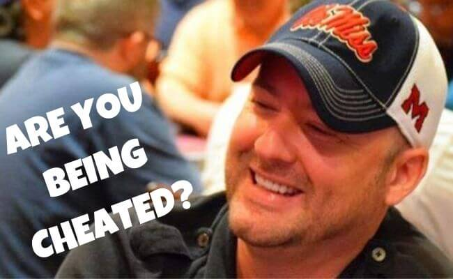 Are You Being Cheated in Poker?