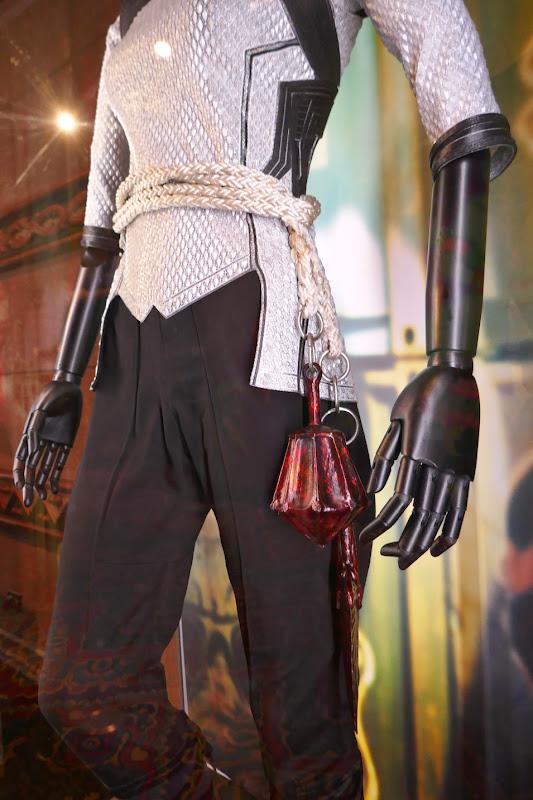 Xialing costume detail Shang-Chi