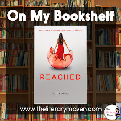 In Reached, the third book in the Matched trilogy, the action picks back up after a slow second installment. Cassia, Ky, and Xander are all working for the Rising, but in separate roles. Cassia is undercover, still working as a sorter, Xander is also undercover, still working in the medical field, while Ky is working directly with the rebellion as a pilot. Read on for more of my review and ideas for classroom application.