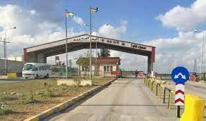 Jaber crossing with Syria