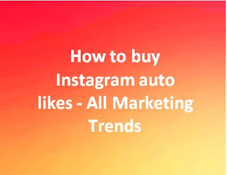 buy Instagram auto likes