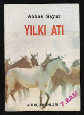abbas sayar yılkı atı