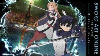 Download Sword Art Online Movie Ordinal Scale (2017) 720p | 1080p Dual Audio