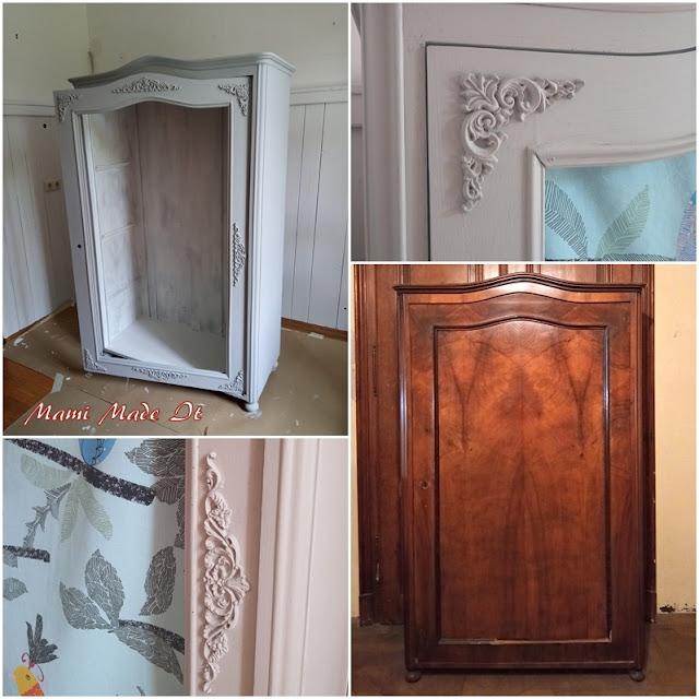 DIY: Upcycling Schrank - Closet