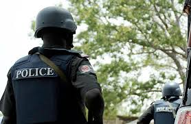 Police Command in Niger