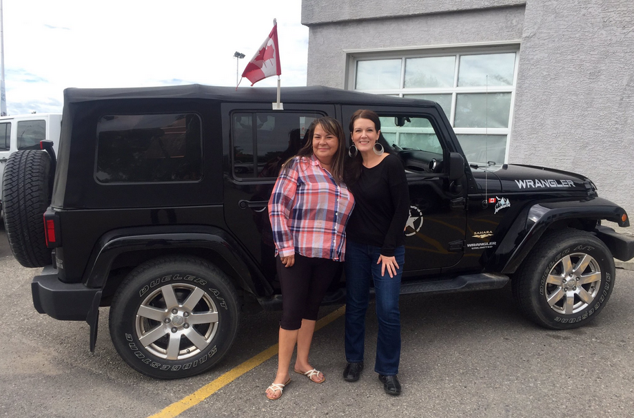 The Jeep Mafia Visits High River S Country Chrysler The Country