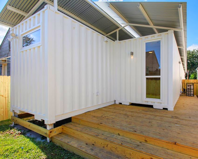 3 Bedroom Shipping Container Home, New Orleans, Louisiana 14