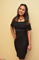 South Actress Amulya in short black dress at Kalamandir Foundation 7th anniversary Celebrations ~  Actress Galleries 013.JPG