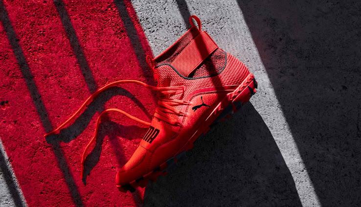 b38ca1fe7 3 of 4. 4 of 4. 1 of 4. The Puma 365.18 Ignite High ST soccer shoe ...