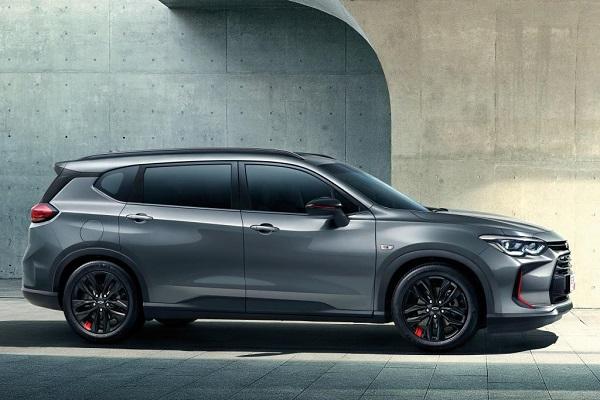 Chevrolet Orlando Chevrolet Spin 2020