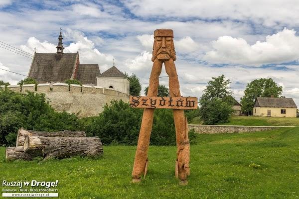 Szydłów - polskie Carcassone