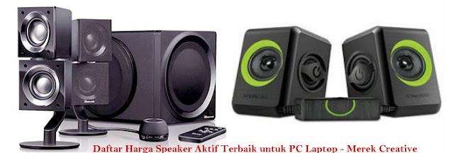 SpeakerAktif-Harga-Merek-Creative