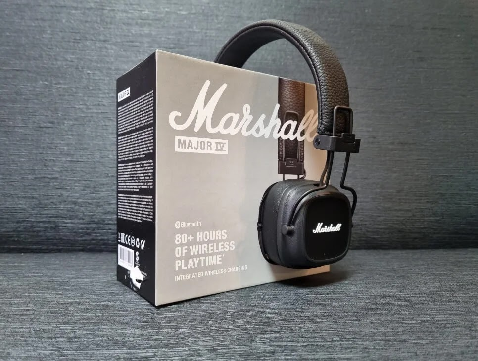 Marshall Major IV Review; Hitting the Right Notes