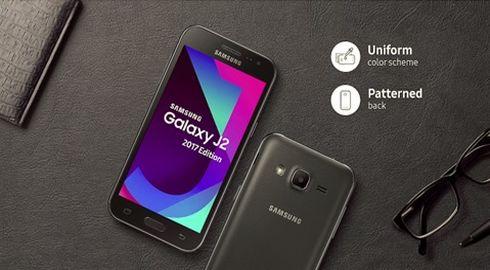 Samsung Vient Dofficialiser Ledition 2017 De Son Galaxy J2 Il Sagit Dun Smartphone Dentree Gamme A Petit Prix Et Aux Specifications Modestes