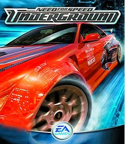 Need for Speed: Underground - Highly Compressed 155 MB - Full PC Game Free Download | MEHRAJ