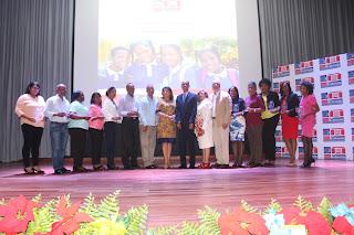La Regional de Educación 04, San Cristóbal, presenta la Memoria de Gestión Institucional
