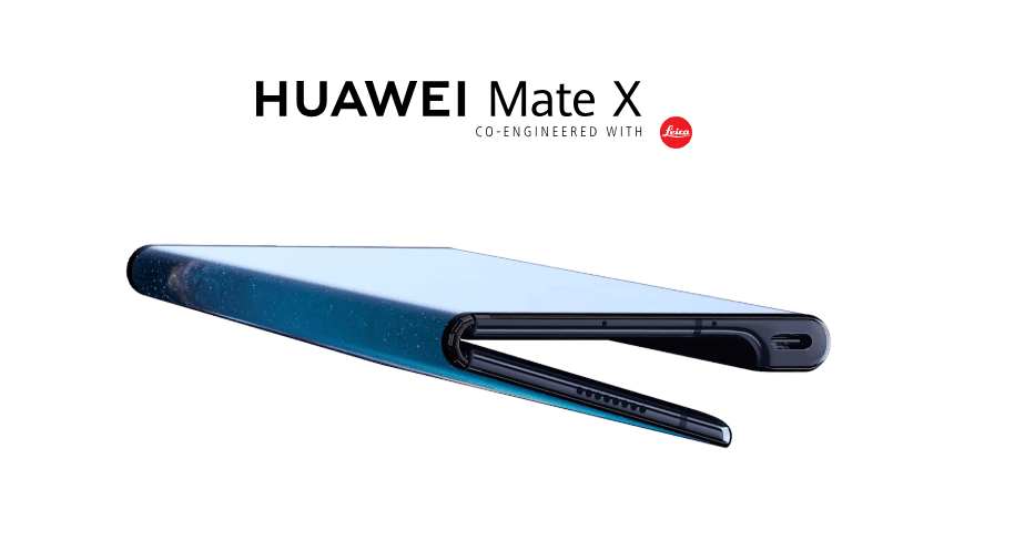 Huawei's Debuts A Foldable Smartphone Called Mate X—With A Price Tag OF $2,600