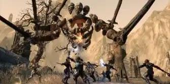 Elder Scrolls Online,Air Atronach,Air Atronach Moveset In Elder Scrolls Online