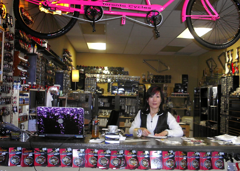 Toronto Cycles Store