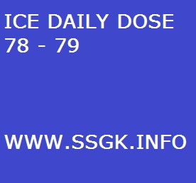 ICE DAILY DOSE 78 - 79