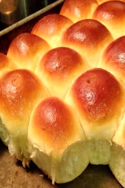 The Best Sweet Yeast Rolls Recipe